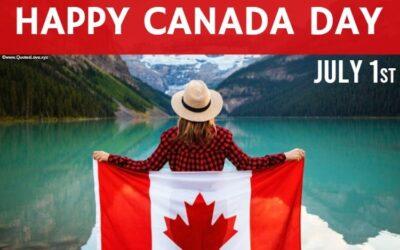 Happy Canada Day 2021!