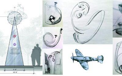 Instytut Naukowy im. Oskara Haleckiego Patronem Honorowym pomnika Spiral of Victory